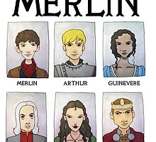 MERLIN by Bantambb