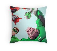 All Together Now! Throw Pillow