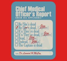 Chief Medical Officer's Report by Rotae