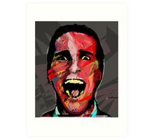 Say Hello To My Ego. Art Print