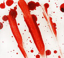 Blood Spatter 9 by jenbarker