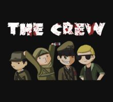 The Crew Zombies Tshirt. by GraphocDesign