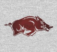 Arkansas Razorback at Heart by nealcampbell
