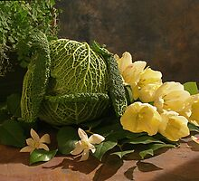 The Cabbage from Newport Market by AngelRays