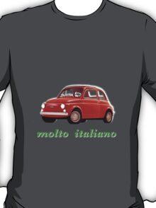very italian, red car T-Shirt