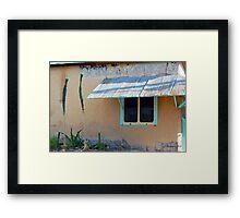 Shades of Summer Framed Print