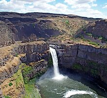 Palouse Falls by JohnOdz