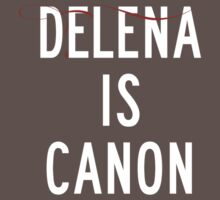 Delena is canon (white) by Belle333Black
