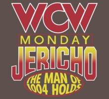 WCW Monday Jericho by FrozenLip