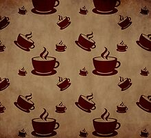 Coffee Cup Wonderland by House Of Flo