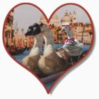 Romantic Gondola Ride by Gravityx9