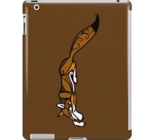 Sleeping Red Wolf iPad Case/Skin