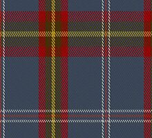 02806 Edinburgh Fire Tartan Fabric Print Iphone Case by Detnecs2013