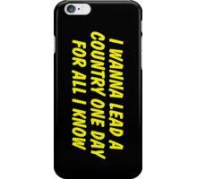 Nicki iPhone Case/Skin
