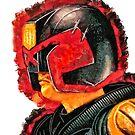 Judge Dredd by Joe Misrasi