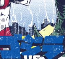 Clash of the Titans Sticker