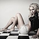 Checkered by Scott Carr