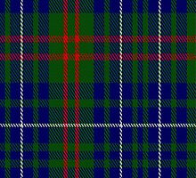 02814 Edmonstone of Duntreath Clan/Family Tartan Fabric Print Iphone Case by Detnecs2013