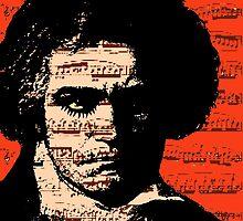 A Clockwork Beethoven. by brett66