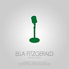 ELLA FITZGERALD - First Lady of Song by Mark Hyland