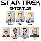 STAR TREK ENTERPRISE by Bantambb
