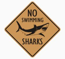 Sharks Sign by SignShop