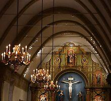 San Carlos de Carmelo Mission #7 by AmishElectricCo