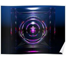 Inside The Open Cube VI Poster