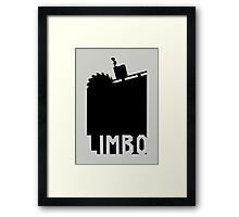 "Limbo #3 ""Jump for Life"" Framed Print"