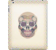 Skull - circular iPad Case/Skin