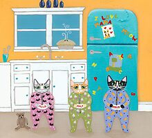 The Cats Pajamas by Ryan Conners
