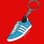 Adidas keyring by carterscasuals