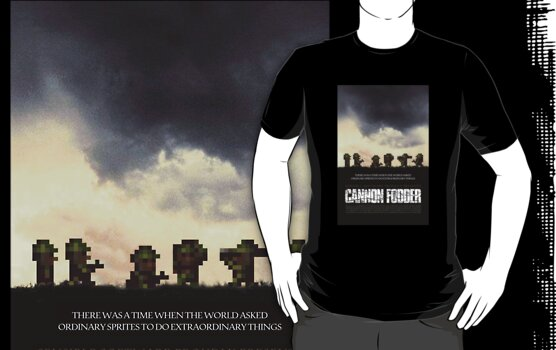Cannon Fodder - Band of Brothers Style by TGIGreeny