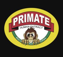 PRIMATE by Robin Brown