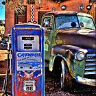 Rustic Route 66 by Diana Graves Photography