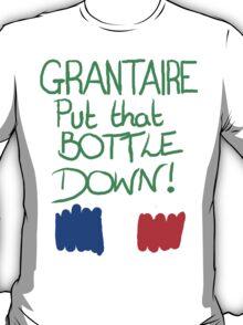 Grantaire, put that bottle down! T-Shirt