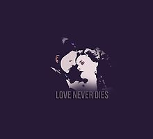 Love Never Dies by ChristieRose