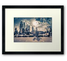 Back to the Days of Future Past Framed Print
