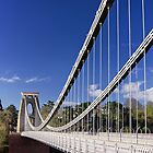 Clifton Suspension Bridge, Bristol by Giles Clare