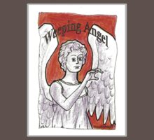Weeping Angel from Doctor Who (WA1-R) by RiverbyNight