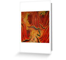 QUEENS OF THE NIGHT Greeting Card