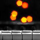 Synthesizer & Bokeh Lights by StephenRphoto