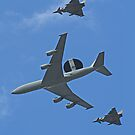 Queens Birthday Flypast 2- London 15.06.2013 by Colin J Williams Photography