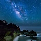 McWay Milky Way by Toby Harriman