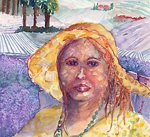Lavender Days by ArtPearl