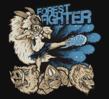 FOREST FIGHTER by Letter-Q