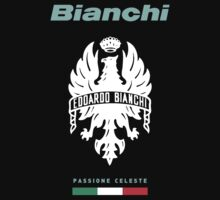 Bianchi Logo by David Dellagatta