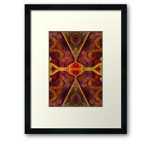 XI - Lust Framed Print
