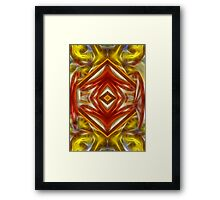 VII - The Chariot Framed Print