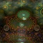 Watching Your Blessings by Craig Hitchens - Spiritual Digital Art